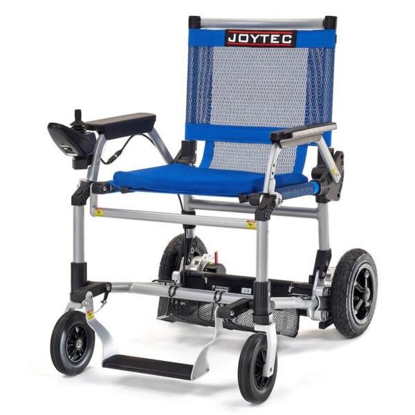 rotelle elettriche più leggere e più facili da piegare