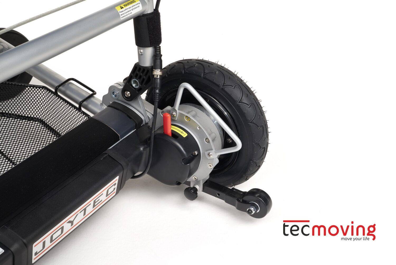 Joytec Pro, la carrozzina elettrica pieghevole che lo ...