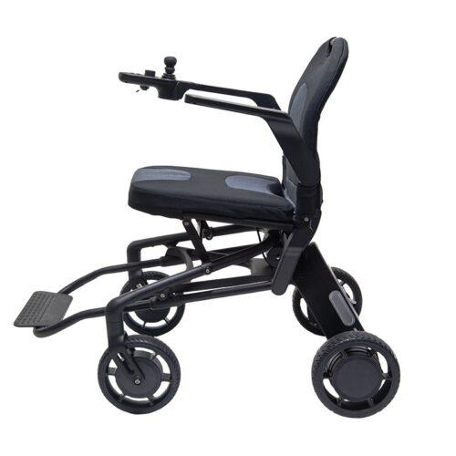 Pocket chair, la carrozzina elettrica per uso interno