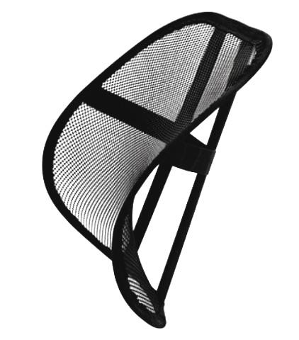 Schienale ergonomico per sedia