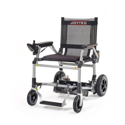 Sedia a rotelle elettrica Joytec nera