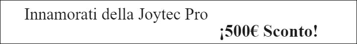 Joytec Pro
